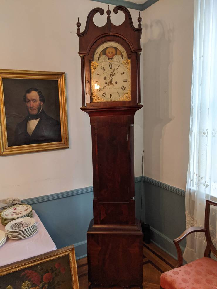 MRC Estate Sales, Brokaw clock, Sept. 2020.jpg