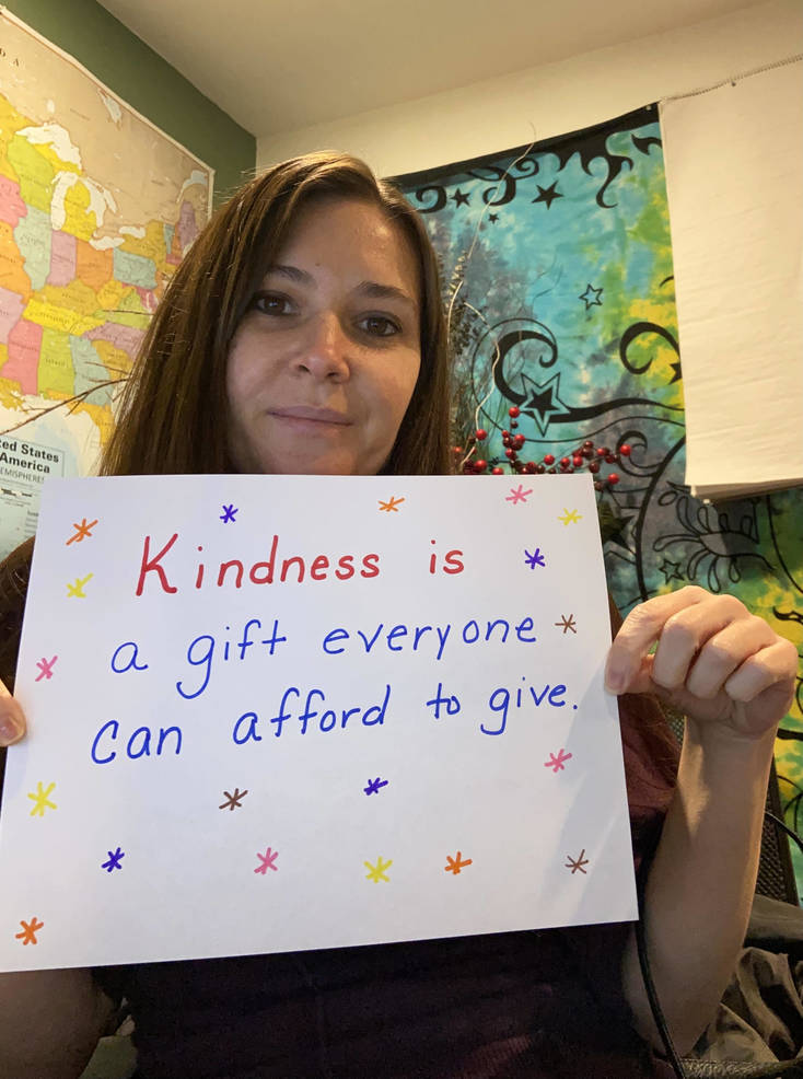 Connecticut Farms School Students and Staff Practice and Celebrate Kindness