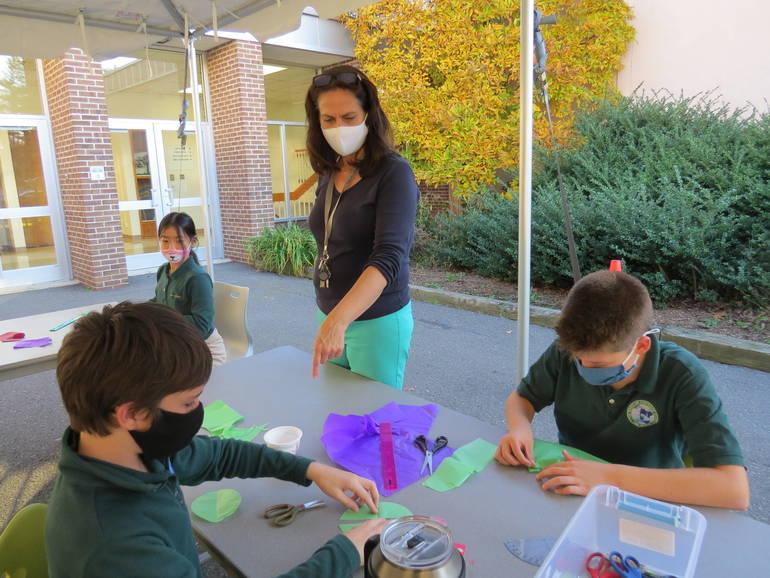 Wardlaw+Hartridge Students Explore Aerodynamics