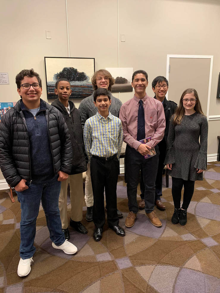 Morristown Students Honored As Mpac Music Students Of The Month Tapinto