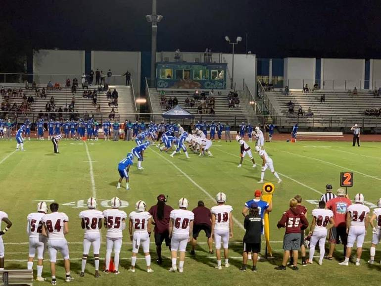 Stoneman Douglas Football Back in Action on Friday