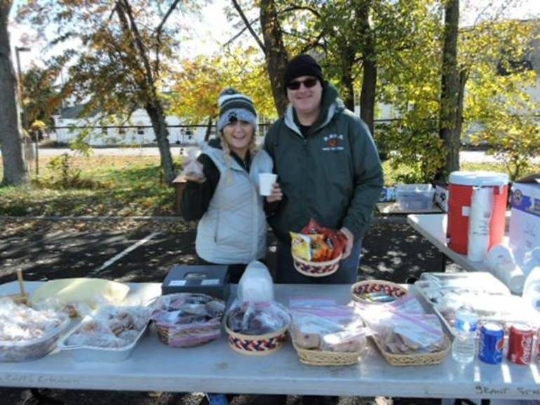 Music Boosters Trunk or Treat Bake Sale