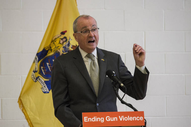 Newark Officials, Community Leaders Join Gov. Murphy for New Gun Control Measures