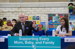 Gov. Murphy Comes to Newark to Sign Landmark Universal Maternal and Infant Care Legislation