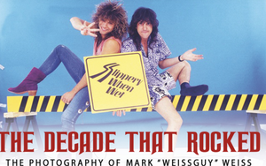 """MIDDLETOWN ARTS CENTER: The Decade That Rocked, A Photo Gallery Exhibit With Iconic Rock 'n Roll Photographer, Mark """"WEISSGUY"""""""