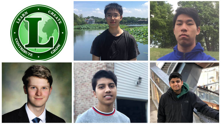 Livingston Math Team Places First Out of Over 500 Teams in Prestigious Competition