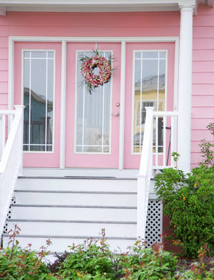 Enter 'My Front Door' Contest and Win $100 Gift Certificate