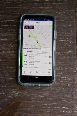 bus schedule app