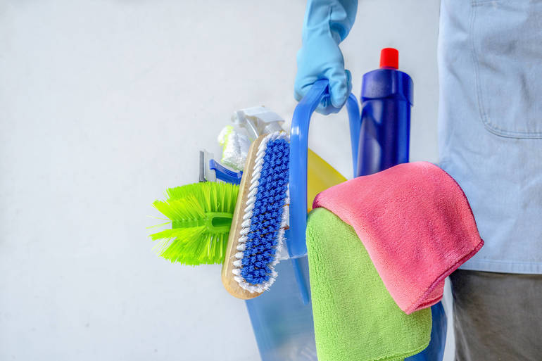 Is it Safe to Have House Cleaners in Your Home During the Covid-19 Pandemic?