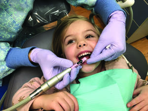 The importance of your infant's first dental visit