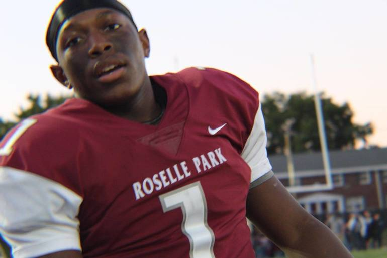 Roselle Park's Nasir Williams Nominated for Heart of a Giant Award