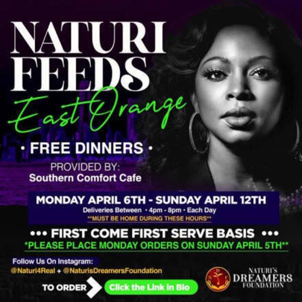 Naturi Feeds East Orange
