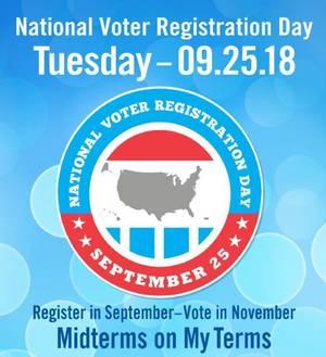 Carousel image 2dca453b8b2011754dba national voter registration day