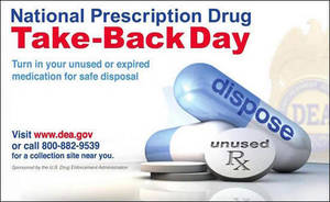 Carousel image 41f1d64bcc34a46412cd national drug take back 2019
