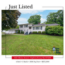 Just Listed- 323 Main Street Ogdensburg