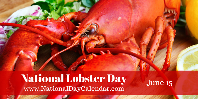 Top story 7297cf04353bbaed3573 national lobster day june 15