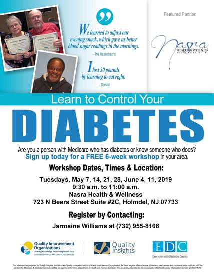 Top story dca7ba4eda4378be26cf nasra health   wellness diabetes workshop flyer