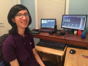 Chatham High Junior Sebastian Wu Named National Cyber Scholar with Honors