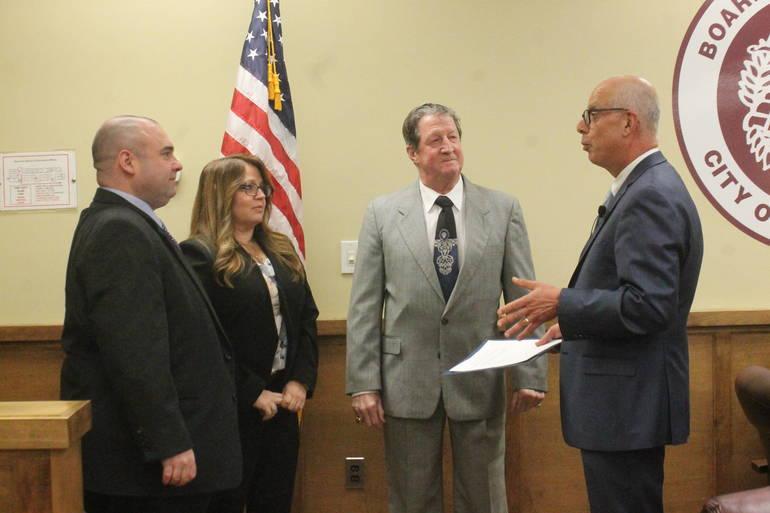 new board members sworn in.JPG