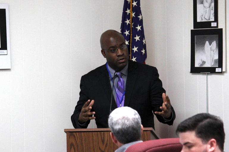 Dr. Derrick Nelson Westfield High School