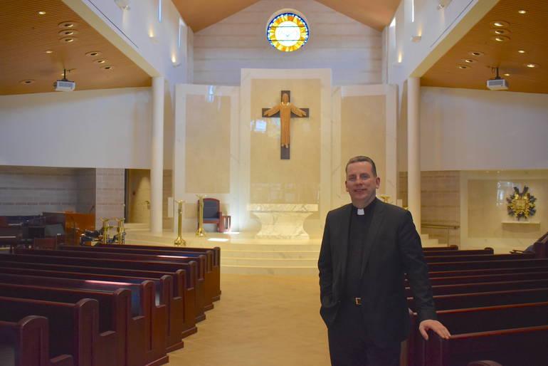 Monsignor Thomas Nydegger