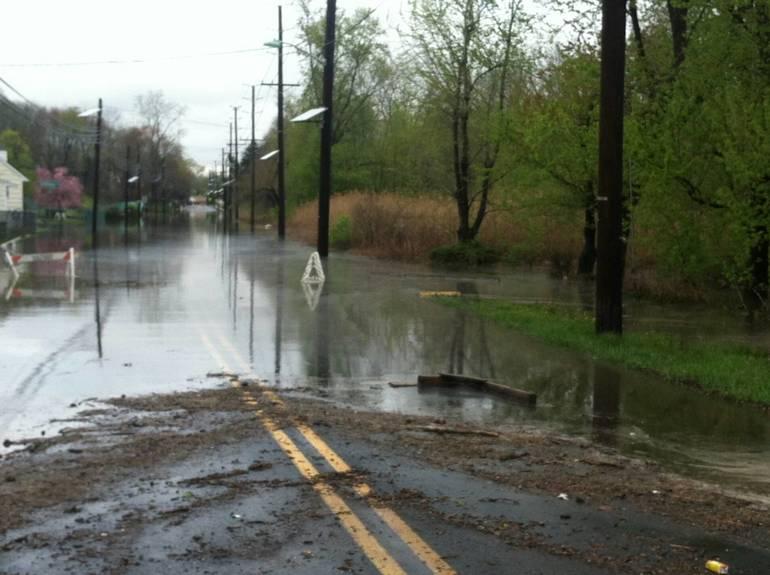 New Market Ave Flooding.JPG