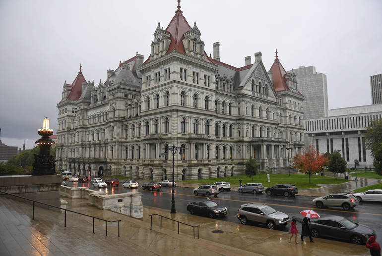 New Yorkers Eagerly Await Governor's Executive Budget
