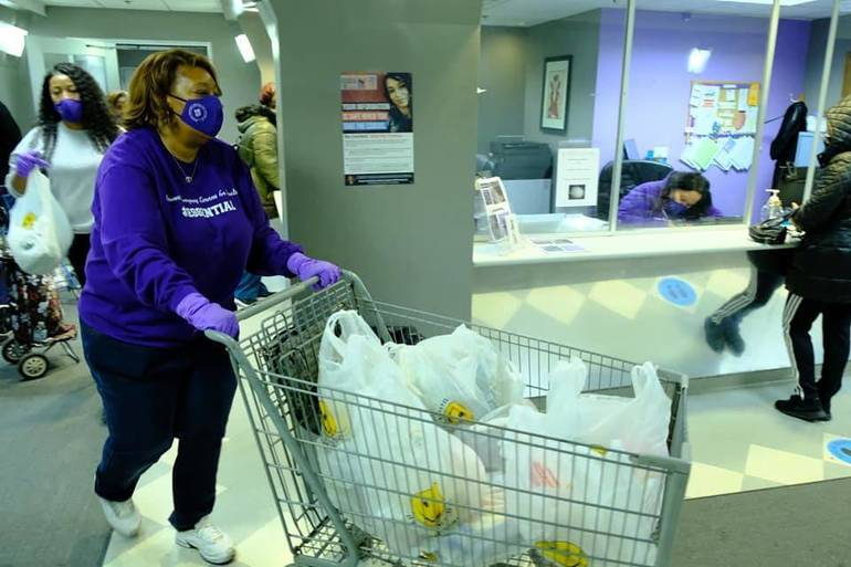 NJ Pandemic Relief Fund Boosts Newark-Based Community Outreach Organization's Operations