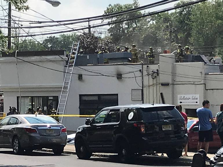 Fire at New Kitchen Restaurant in Cedar Grove   TAPinto