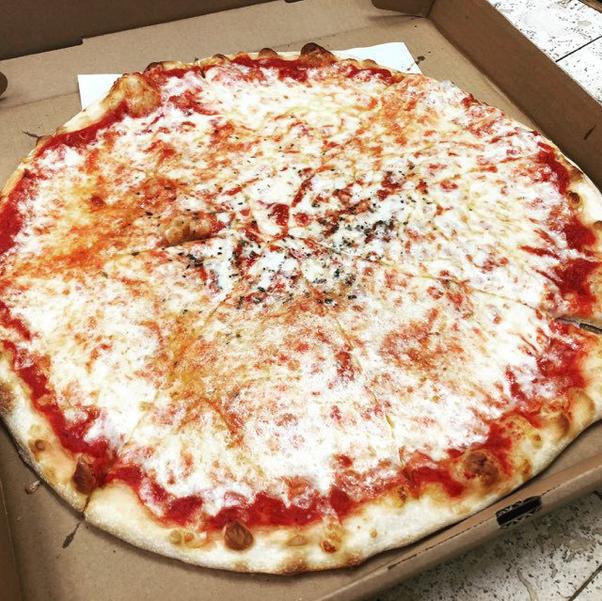 Nick's Pizza plain pizza.png