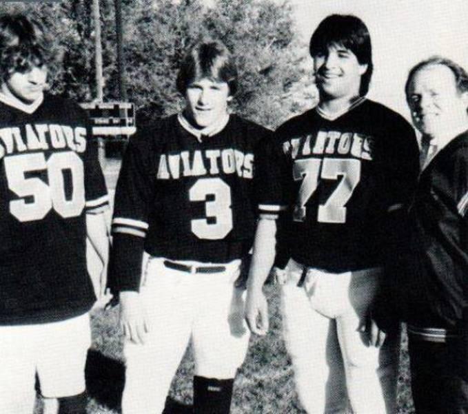 Nick with Scott Roberts, Mike Krommenhoek, Jim Brown.JPG