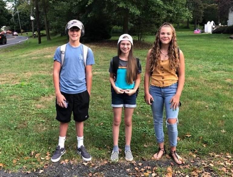 Nick, Lexie and Sam, 8th graders.jpg
