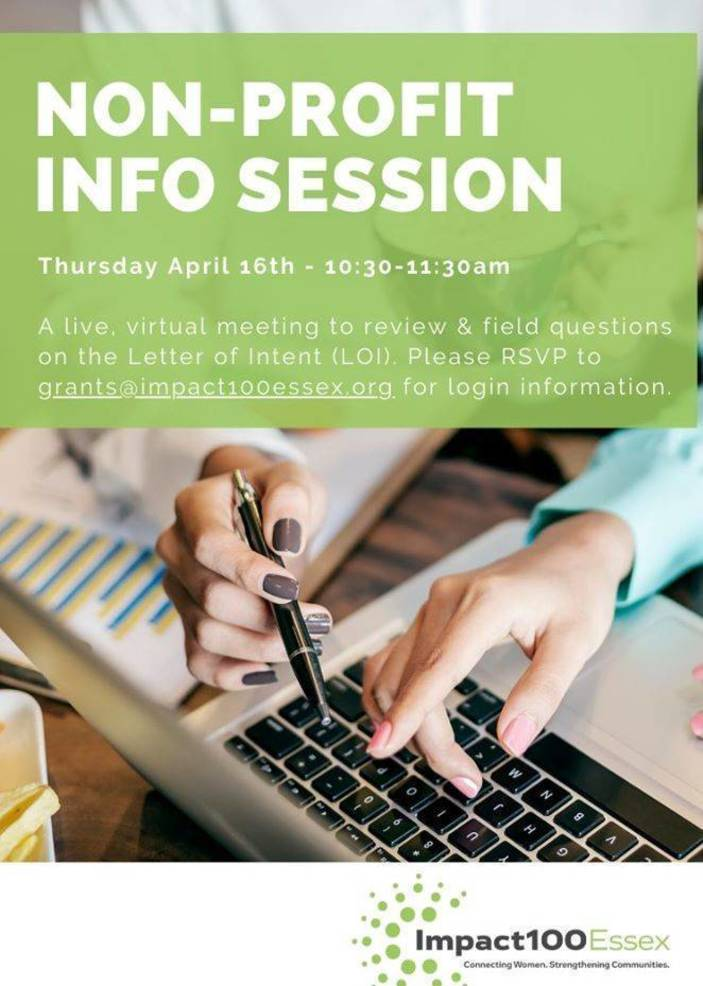 Nonprofit Info Session