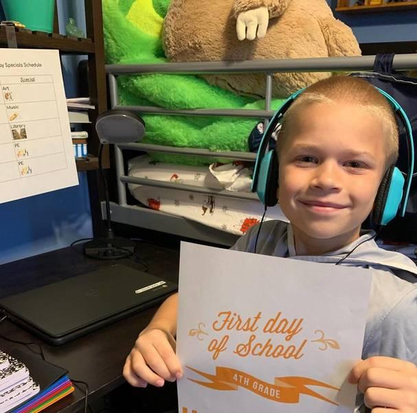 Noah Fourth Grade Ben Franklin.jpeg