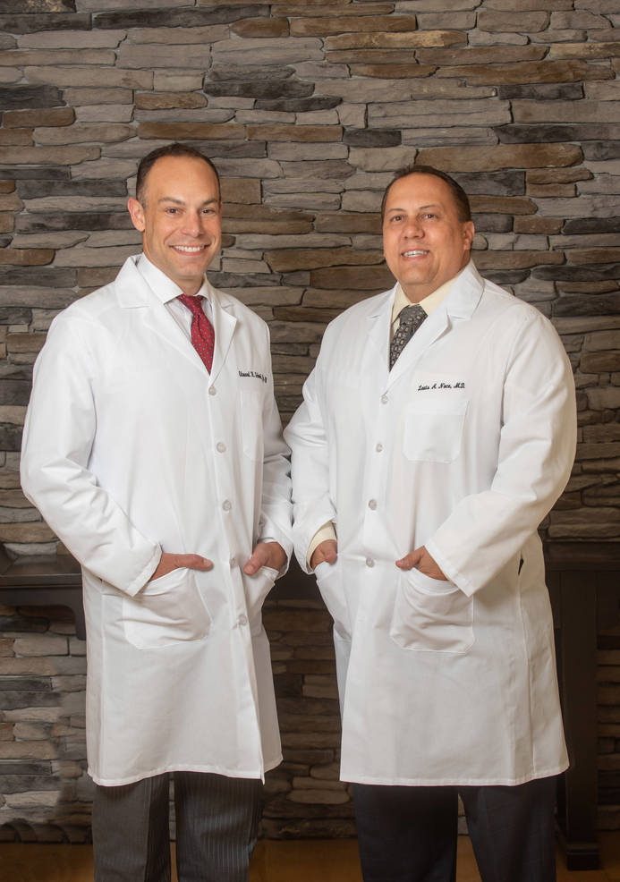 Dr. Edward Scheid & Dr. Louis Noce