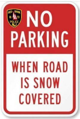 Red Bank Reminds Residents to Move Cars
