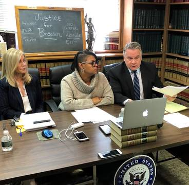 Top story 3825981534c04c7f1b26 nov 16 press conf w jill green esq and joanne atkins ingram and rep chris smith nj 04 at table