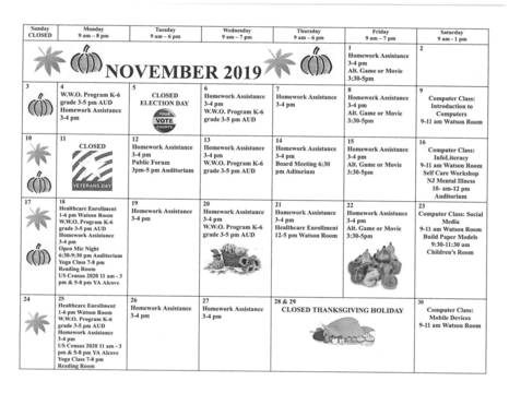 Top story c8355cbf190b714f024a november calendar 0001