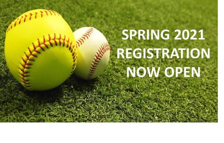 Register now for NP Recreation Baseball, Softball & T-Ball