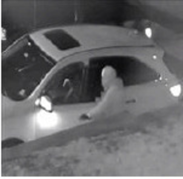 Caught on Camera: Theft from Vehicle in Nutley
