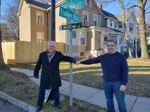 Nutman Place in West Orange Gets a New Name: Massi Way