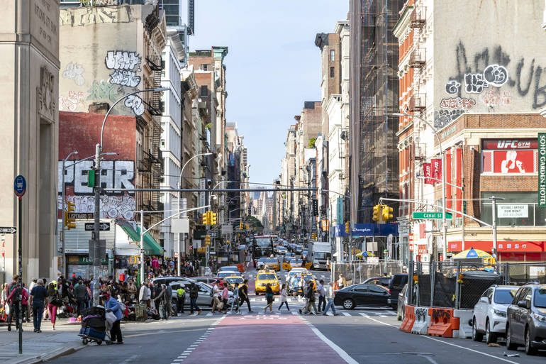 The Challenge of Small Business in New York City