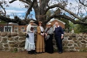 Previous historic tour of downtown Basking Ridge