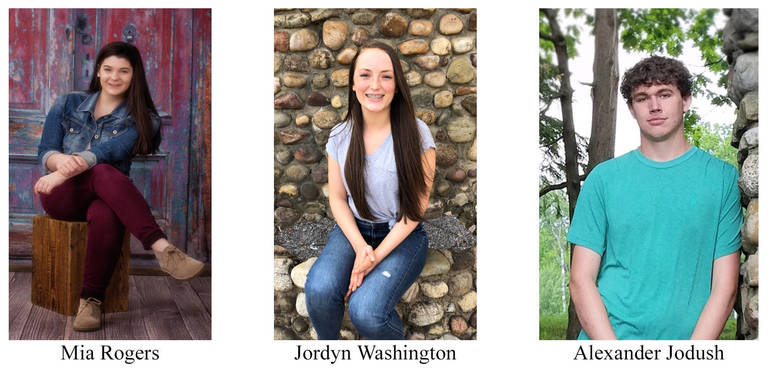 Three OHS Grads Receive CRCF scholarships