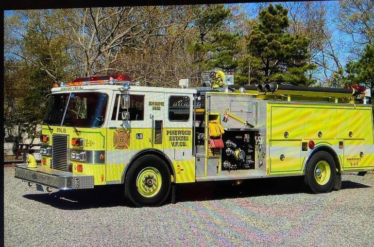 Barnegat Fire Department Looks Forward to Updated Fire Apparatus