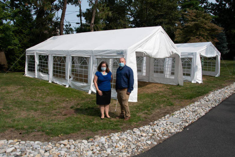 """Democrats to Gather """"Under the Tents"""" at Morristown Club (Oliver-Hurdman-Tents(1300).jpeg)"""