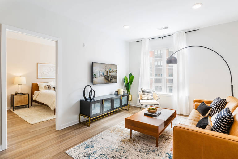 One Ten Launches Leasing Along Jersey City's Hoboken Border With Oversized Studios, One- and Two-Bedroom Homes