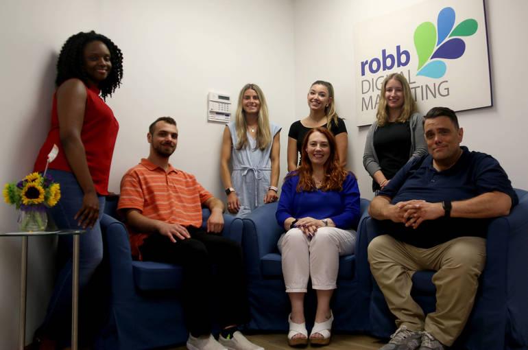 Robb Digital Marketing Team