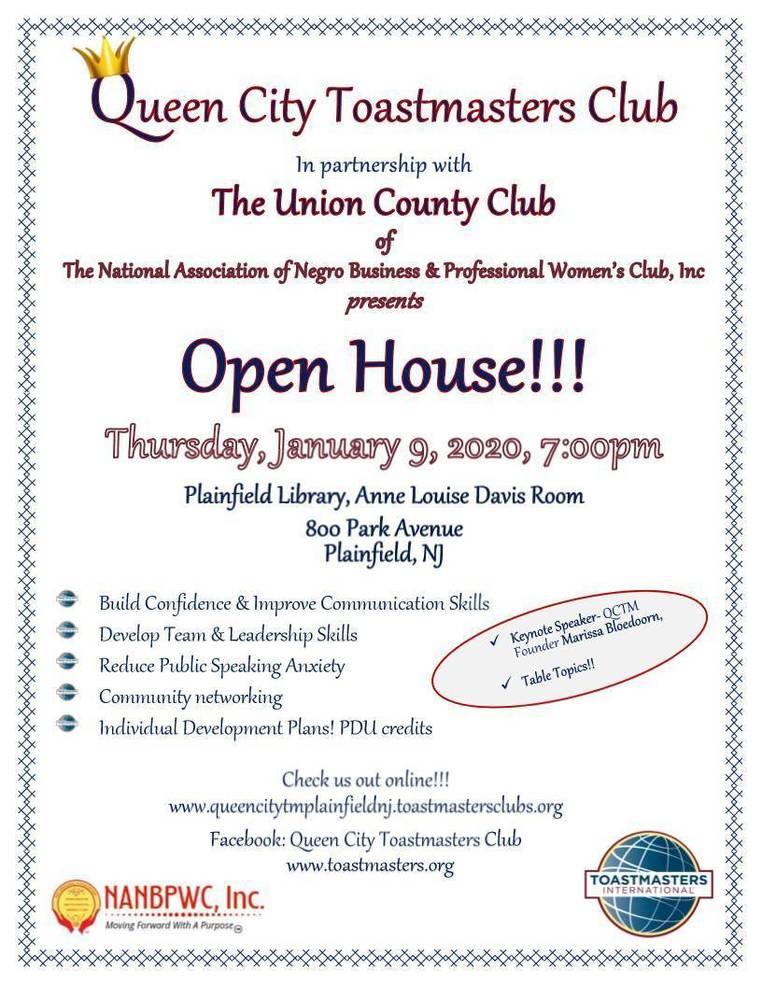 QCTM Open House 2020