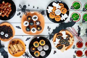 Add These Spooktacular Sides to Elevate Your Halloween Party